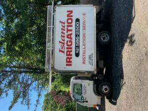 Irrigation Truck